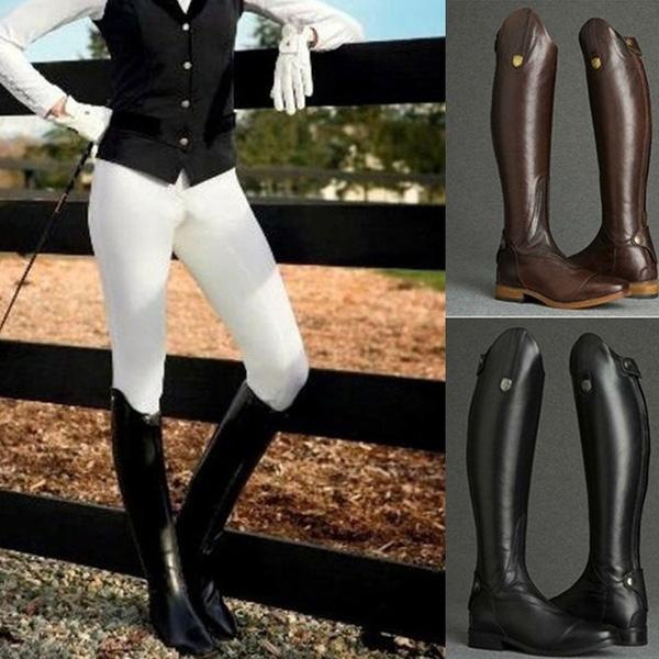 botas de equitación
