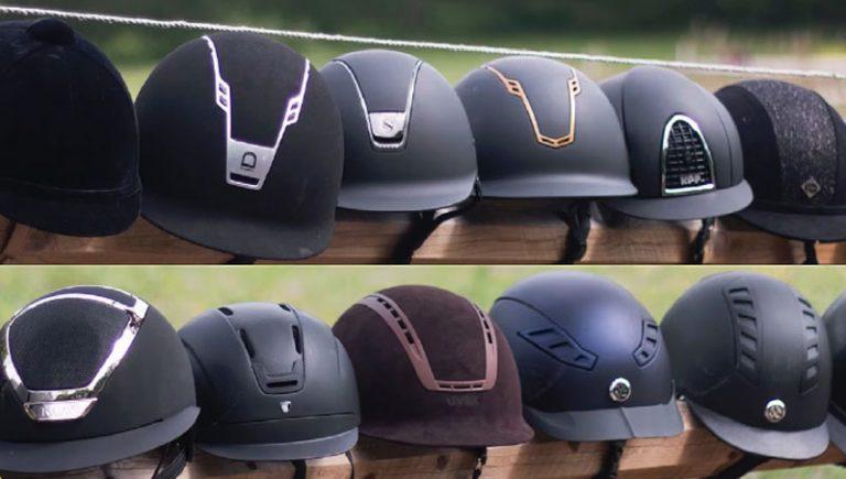 casco de equitacion
