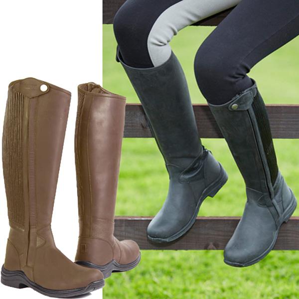 comprar botas para montar caballos