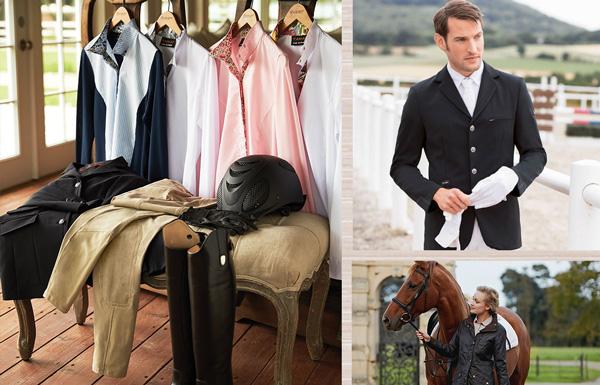 comprar ropa de equitación