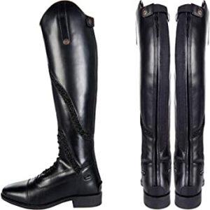 Botas equitacion baratas color negro