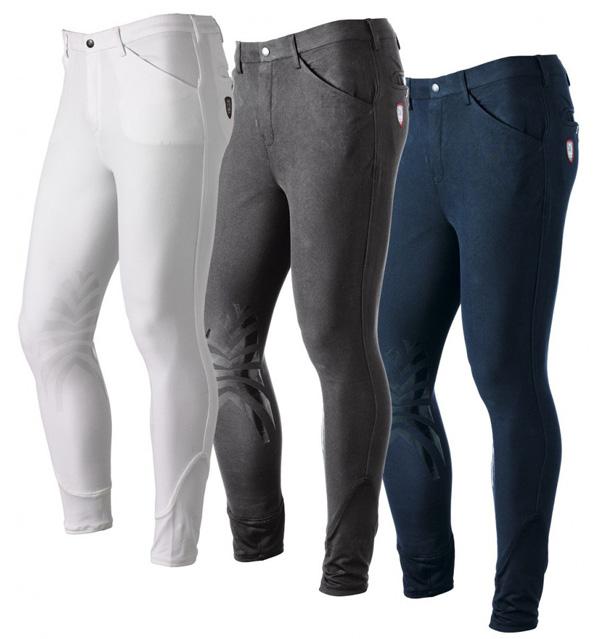 pantalones de equitación para hombres